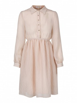 Nilla dress beige