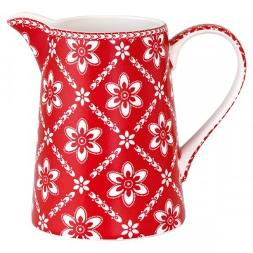 Luna red jug 1 liter