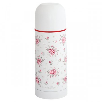 Thermos flora white 300 ml