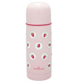 Thermos strawberry pale pink 300ml